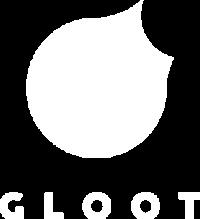 GLOOT Logo weiß
